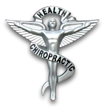 Health Chiropractic Emblem